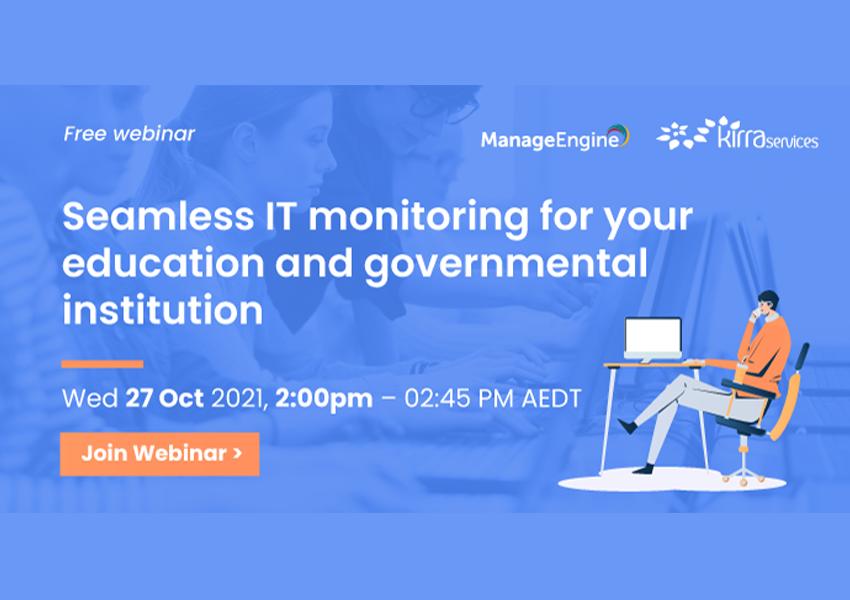 IT System Monitoring Webinar